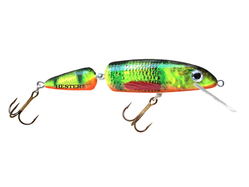 5 sizes free worldwide shipping 2-in up to 5.5-inch Hester Mad Minnow